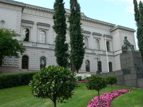 Tiesitkö mikä oli Suomen ensimmäinen arkkitehtuurikilpailu?