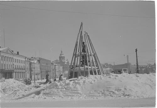 Tiesitkö minne Helsingin patsaat piilotettiin sodan aikana?
