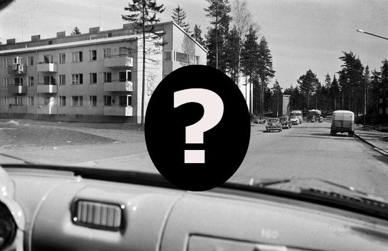 Tunnistatko Helsingin vanhoista kuvista? 10 kysymystä