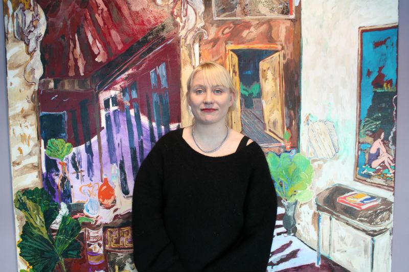 Näyttelysuositus: Karoliina Hellberg Didrichsenin taidemuseossa