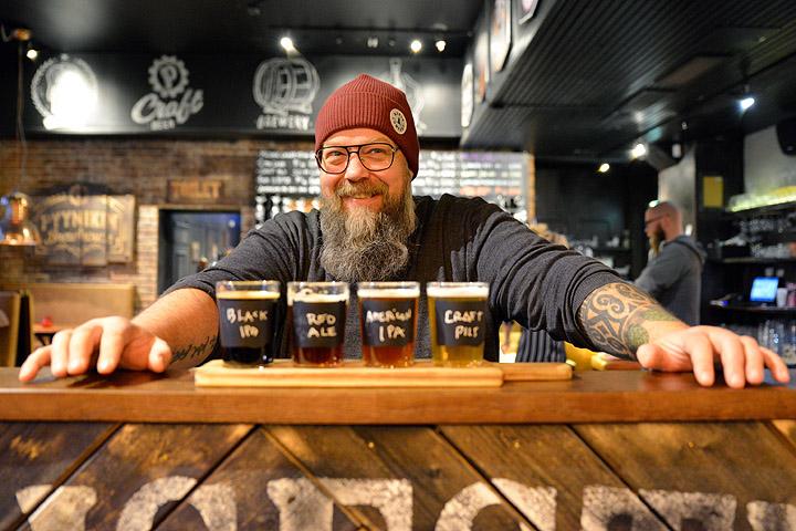 Palkittu panimo avaa olutravintolan Esplanadille