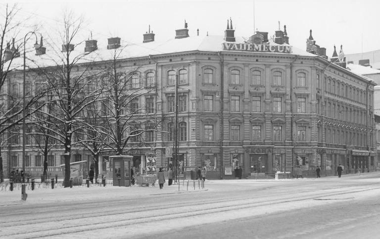 10 purettua taloa Helsingissä