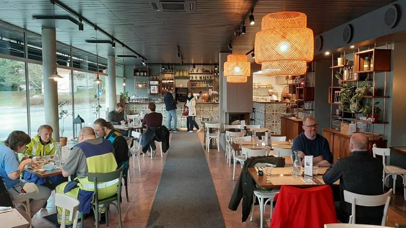Pizzeria Helsinki Keskusta
