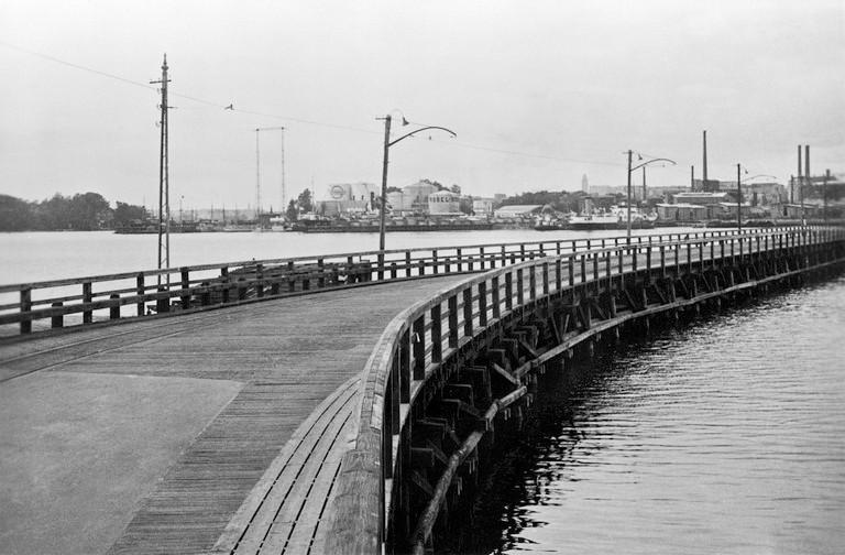 Helsingin historiaa: Kaamea onnettomuus Kulosaaren sillalla