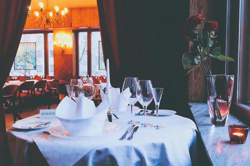 Ravintola Meicussa klassisuus näkyy lautasella