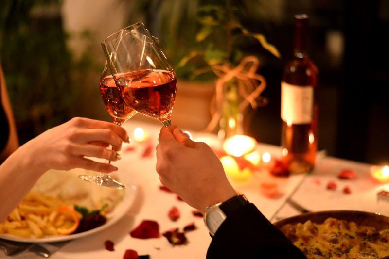 Suomen romanttisin ravintola löytyy Helsingistä
