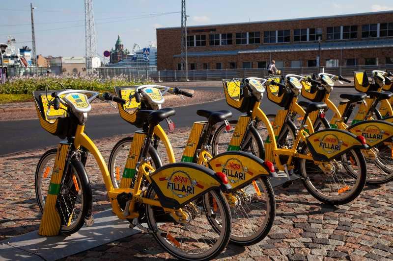 Kaupunkipyöräkausi käynnistyy – näin halpaa se on!