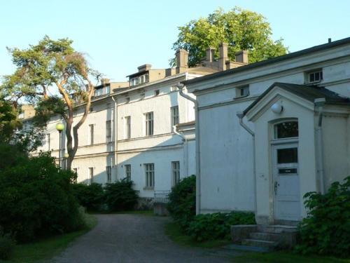 Lapinlahden sairaala ja Hietaniemen hautausmaa
