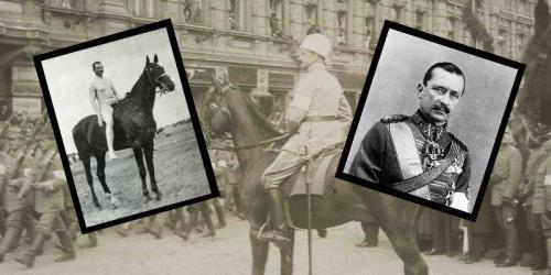 Mannerheimin jalanjäljillä