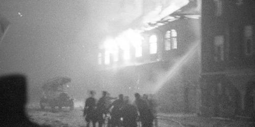 Helsinki sodassa